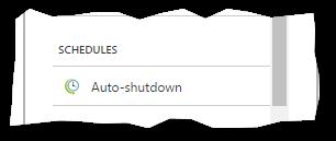 Auto-shutdown