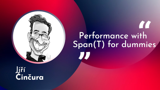 Performance with Span(T) for dummies